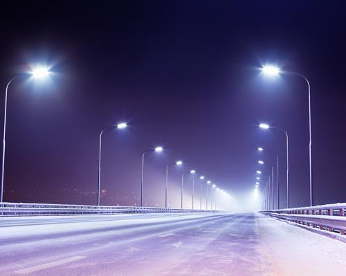 Уличное освещение светодиодное